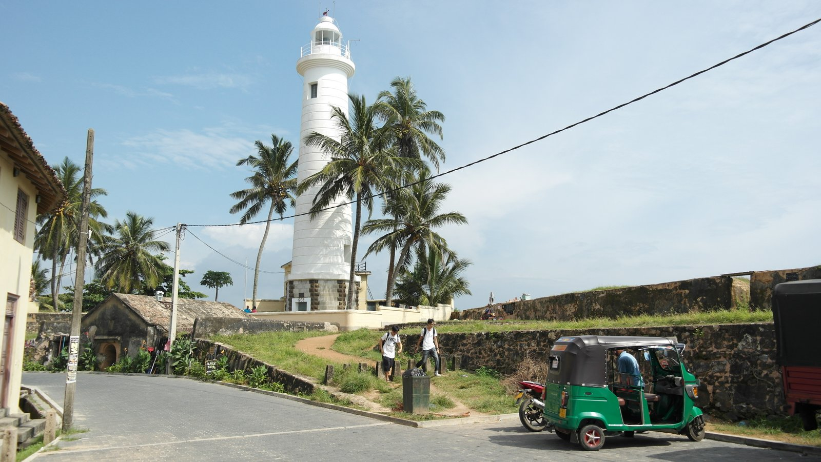 Fort w Galle